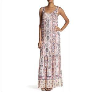 NWT splendid boho Tao maxi dress size Xs